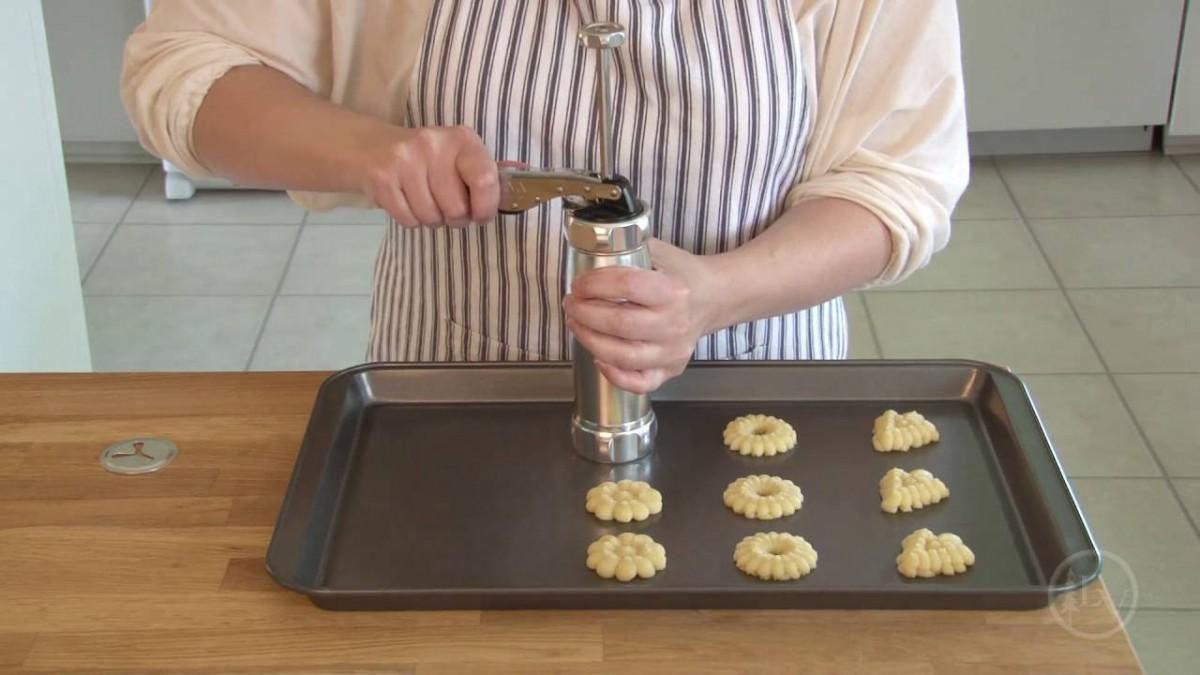 Marcato Cookie Press