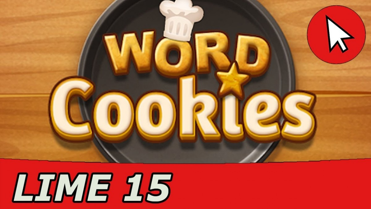 Word Cookies Lime 15 Answers Guide (android Ios)