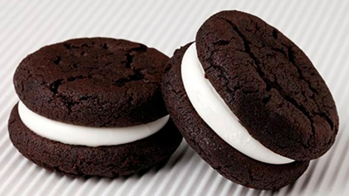 Homemade Oreo Cookie Recipe  Double Oreo Stuffed Cookie Sandwiches