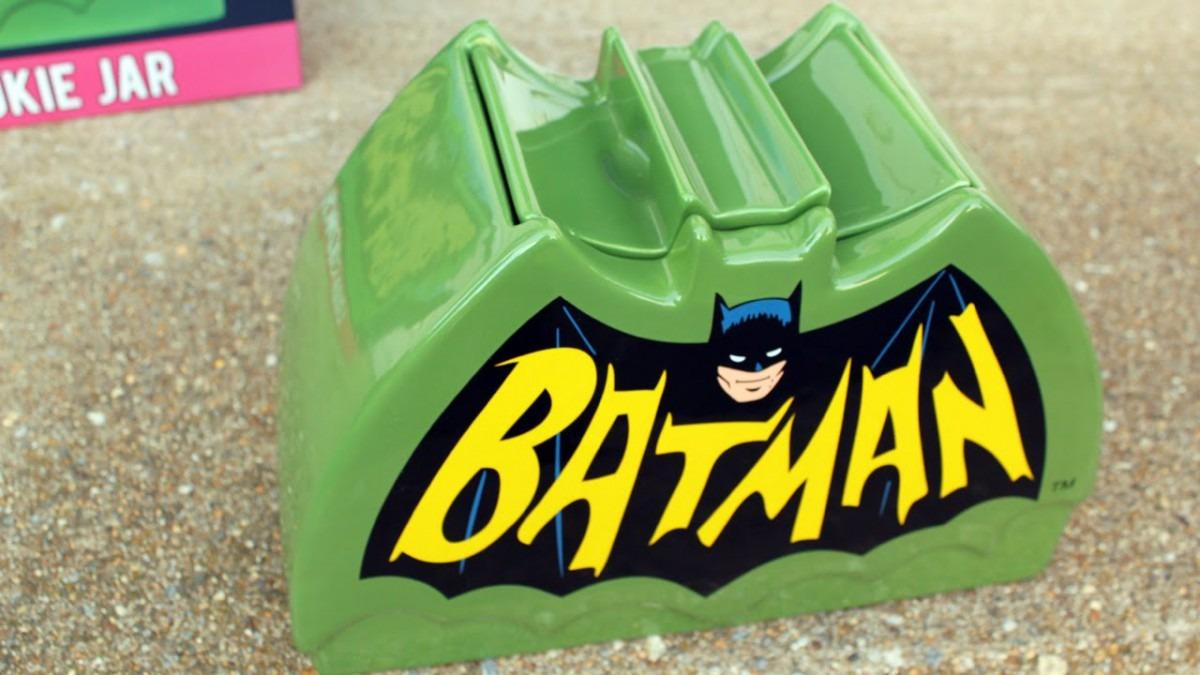 Batman Cookie Jar Review
