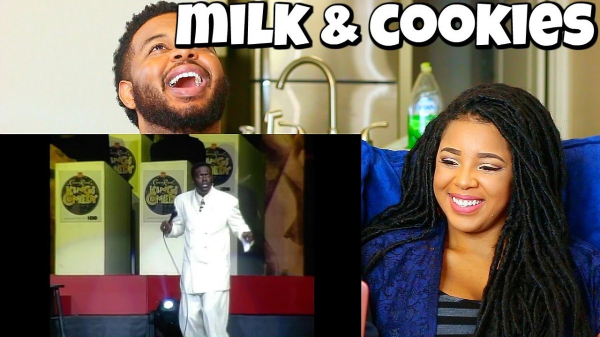 Bernie Mac Stand Up  Milk And Cookies