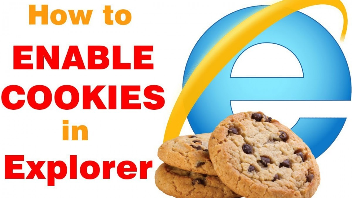 How To Enable Cookies In Internet Explorer