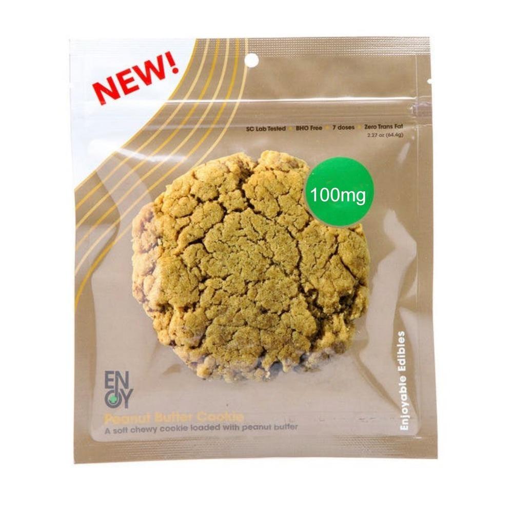 Cookies – Enjoyable Edibles (100mg Thc – 3 Options)