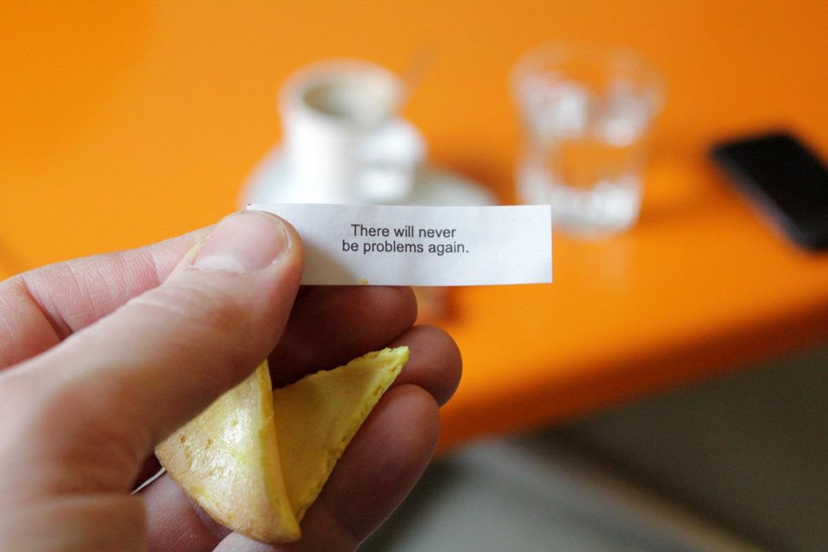 Fortunecookie At Aram Bartholl – Blog