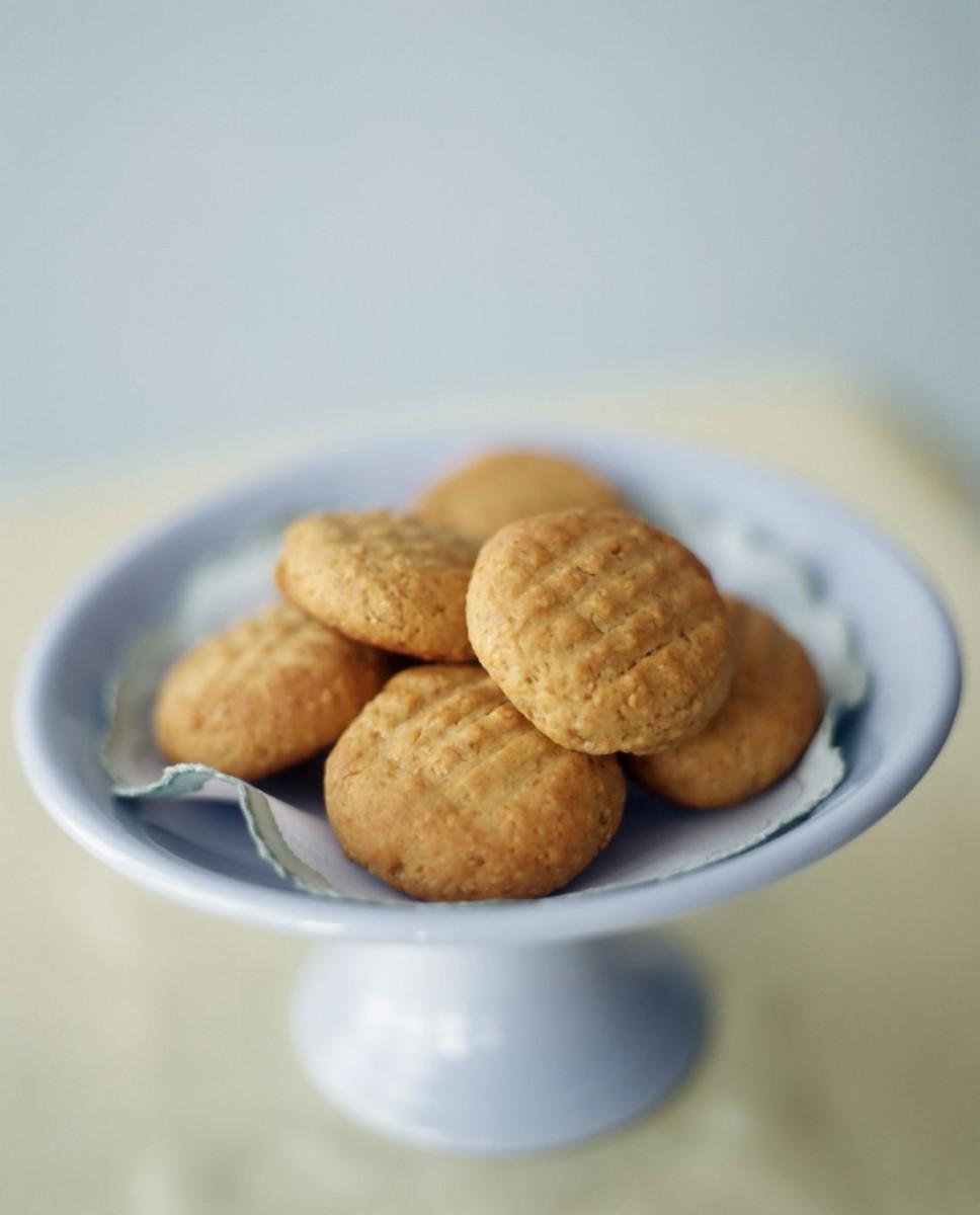 Nutty Cookies For Diabetics Recipe
