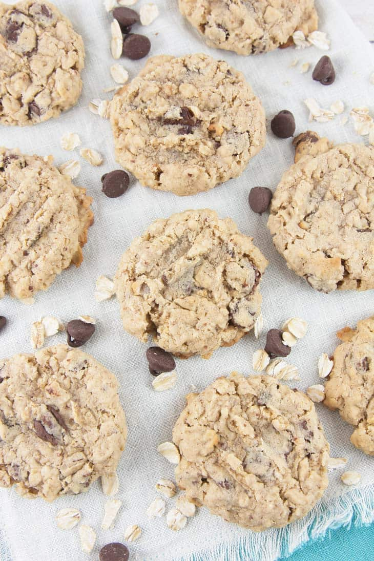 Lactation Cookies (oatmeal Chocolate Chip)