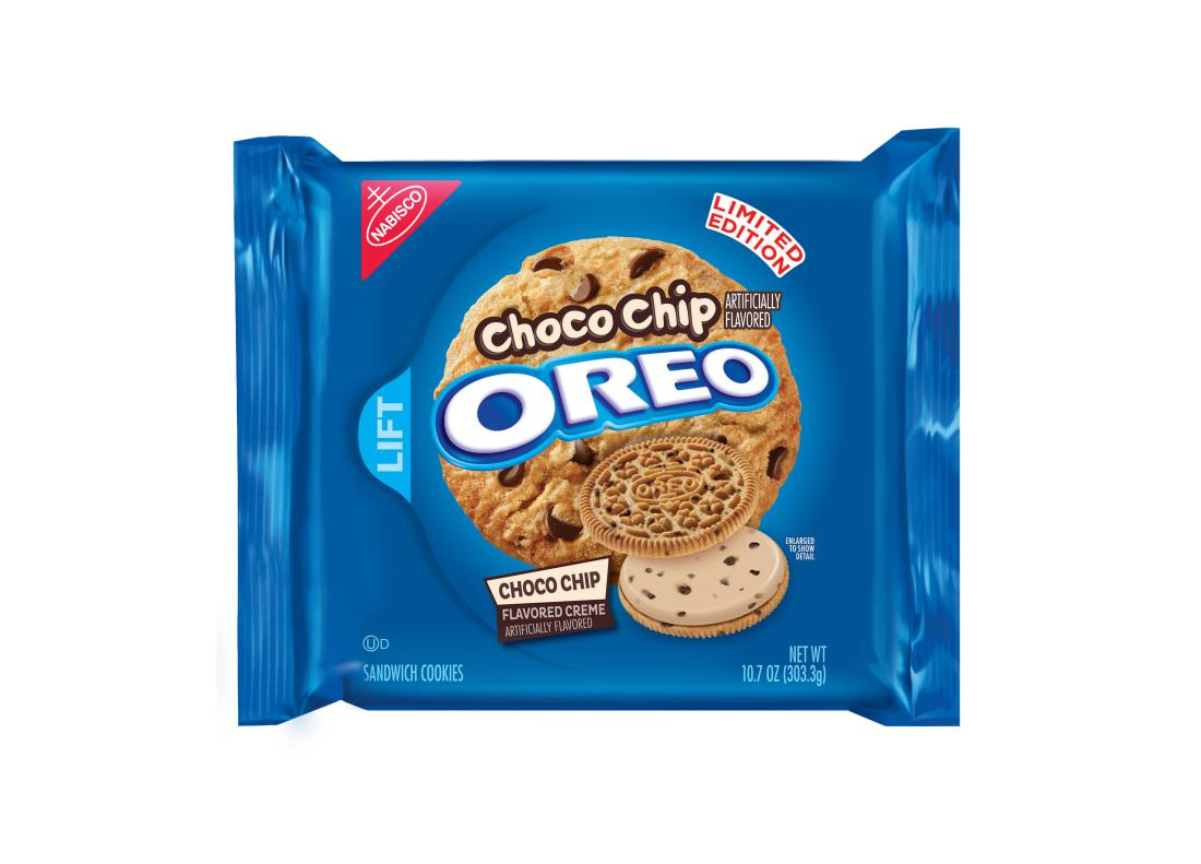 Whoa, Oreo's Newest Cookie Flavor Is Messing With Our Minds