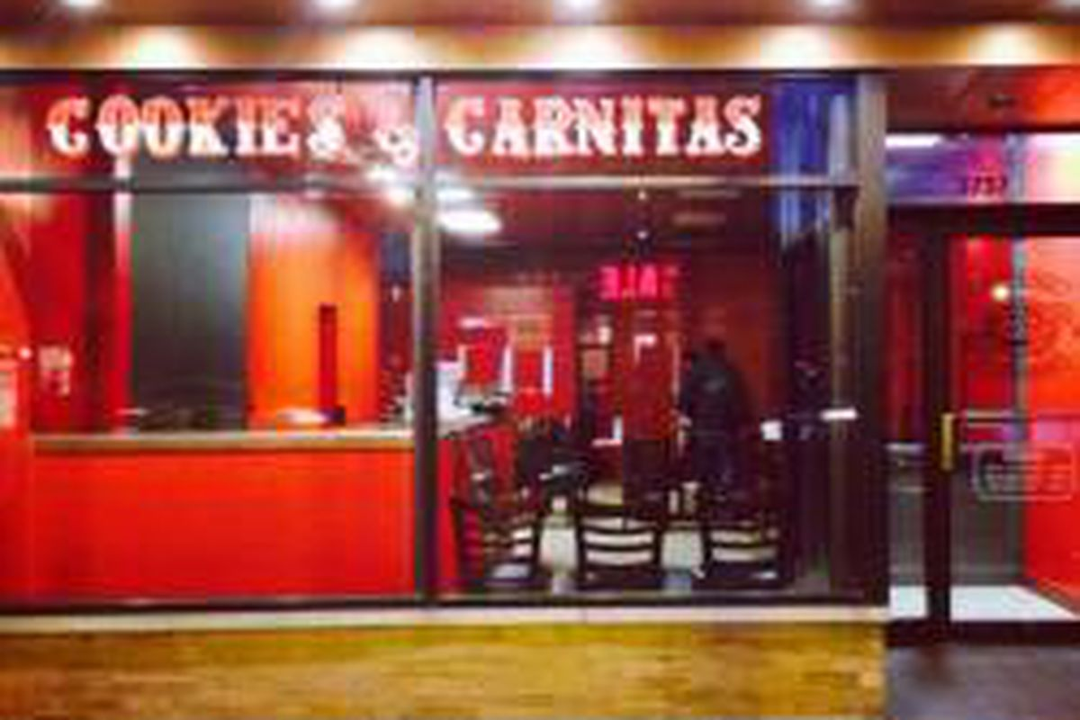 Cookies & Carnitas Opening Today In Edgewater
