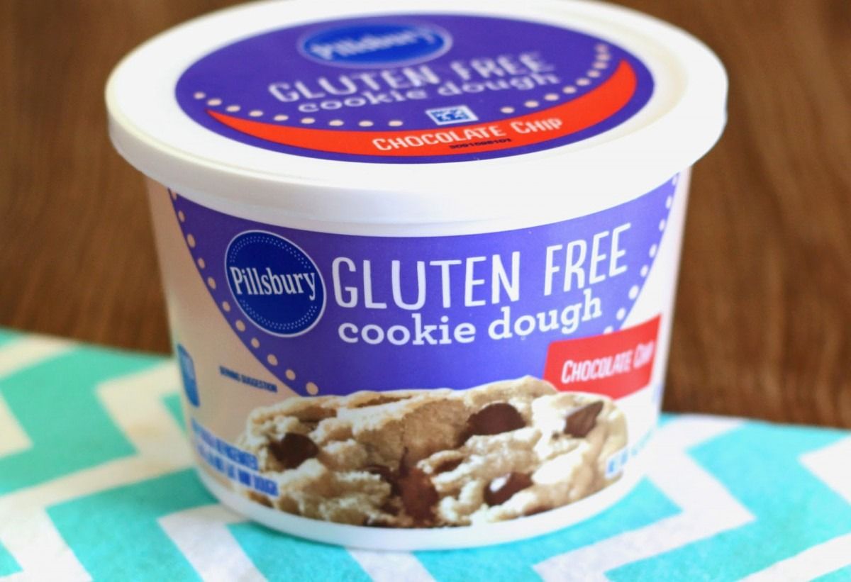 Gluten Free Chocolate Chip Pinwheel Cookies