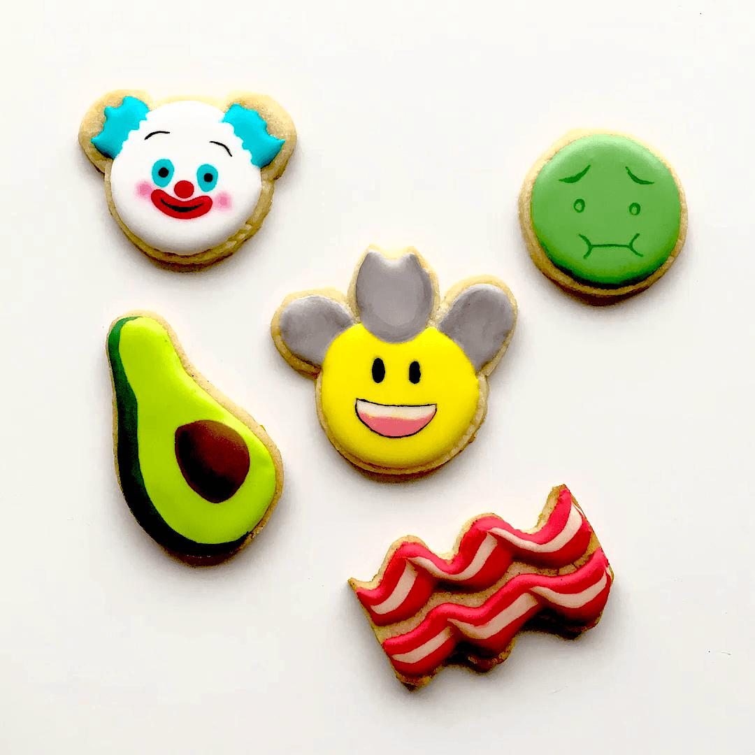 New Emojis ~ Cookie The News