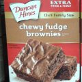 Duncan Hines Brownie Cookies