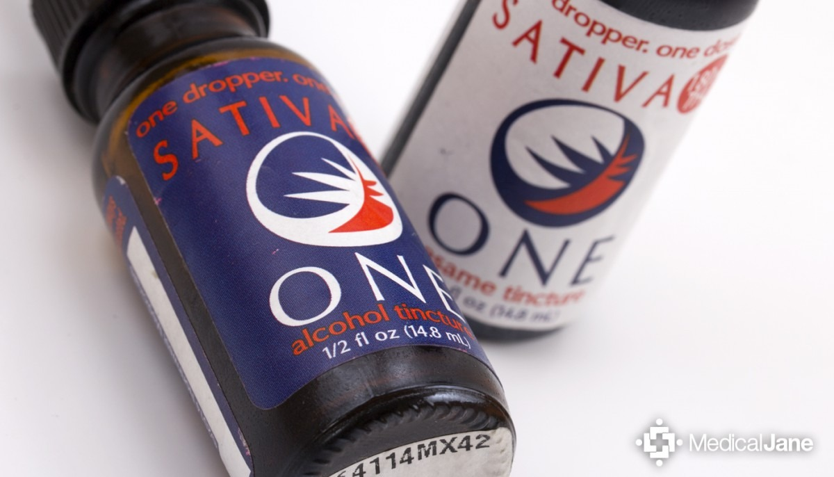 Sativa One Tincture From The Venice Cookie Co  (review)