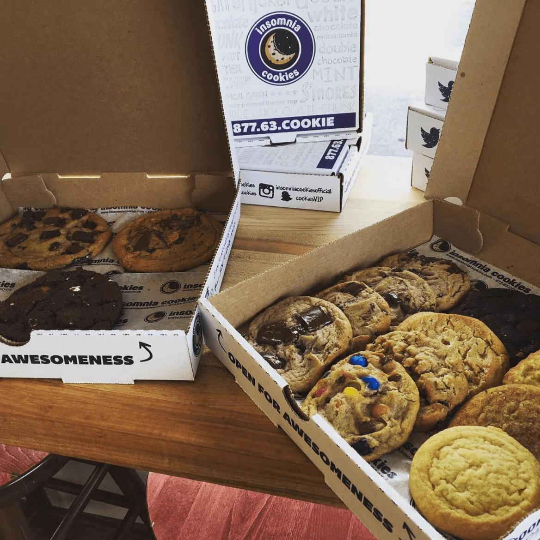 Insomnia Cookies {hoboken} Is Open!