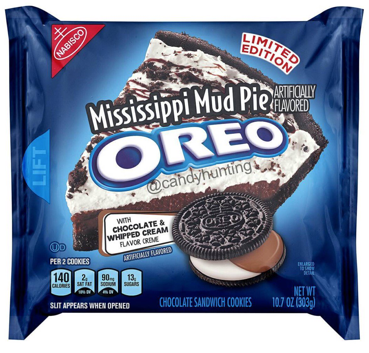 New Flavors Spotted!! Nabisco Oreo Cookie Flavors For 2017