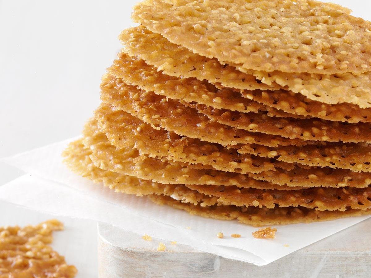 Sesame Seed Cookies Recipe