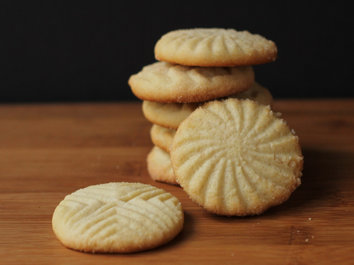 Cookistry  Shortbread Cookies