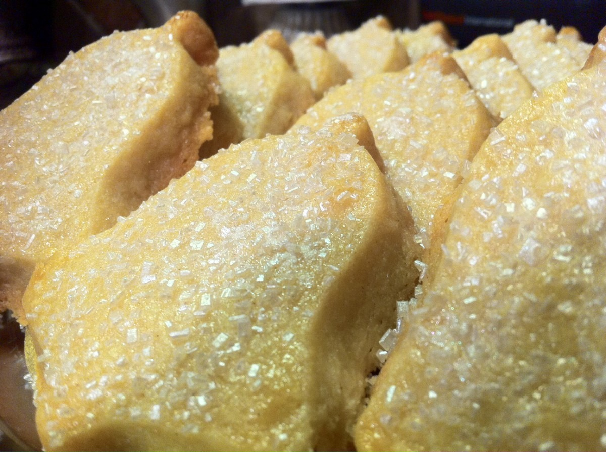 Shortbread Cut Out Cookies