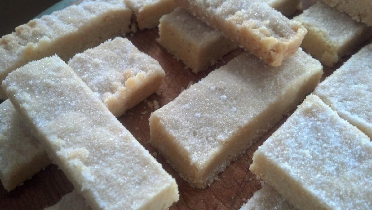 Salted Sugared Spiced™  Irish Shortbread