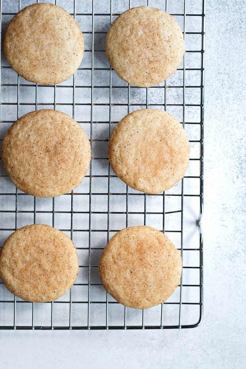 Snickerdoodle Cookies {step