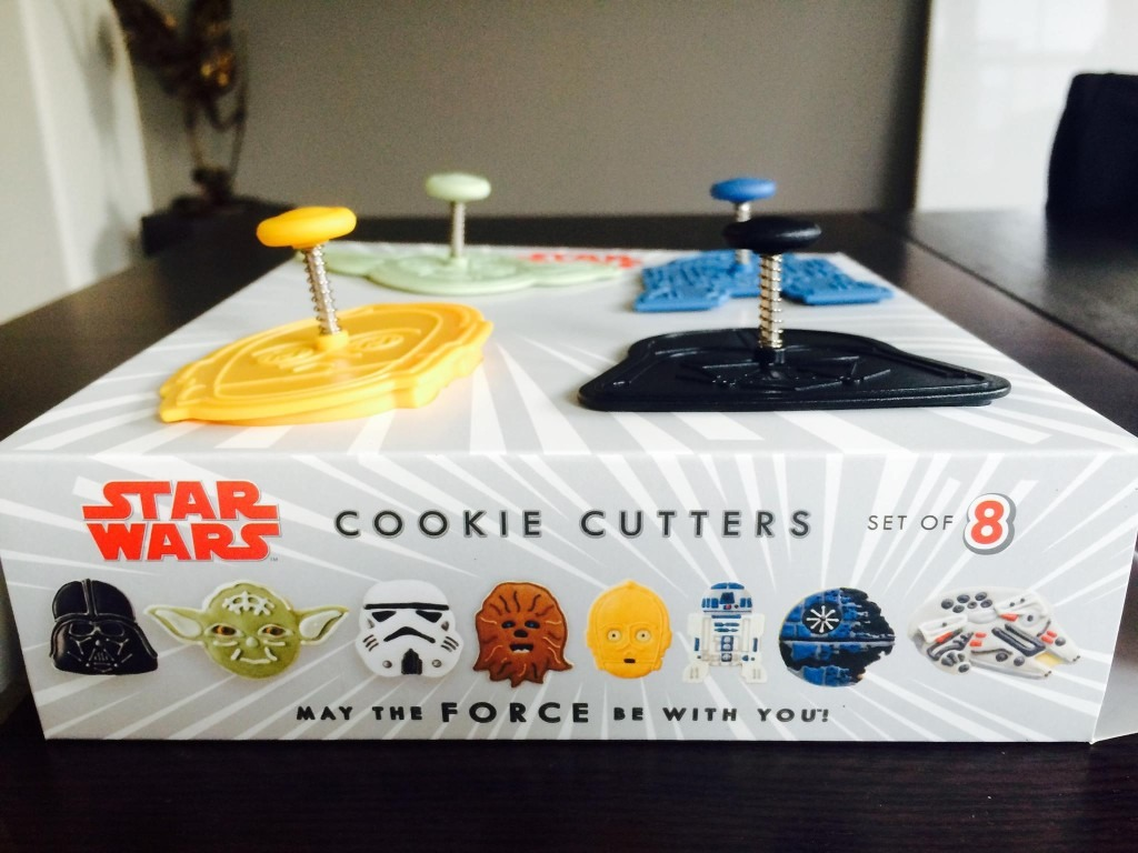 The Force Awakens – Star Wars Cookies
