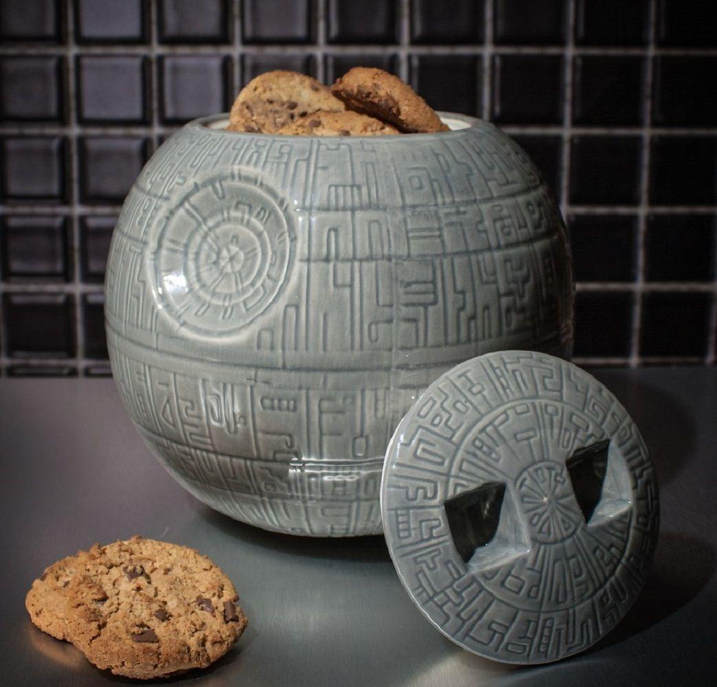 Star Wars Death Star Cookie Jar » Gadget Flow