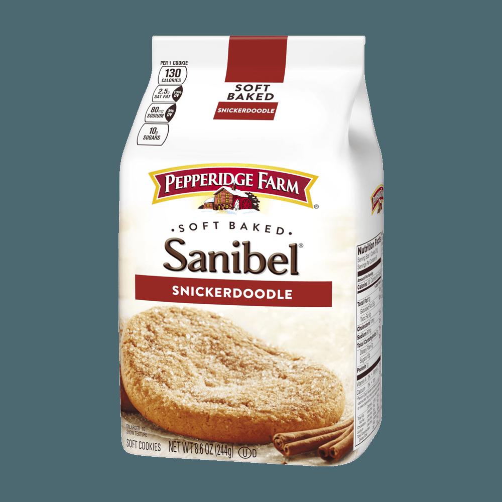 Soft Baked Sanibel™ Snickerdoodle Cookies