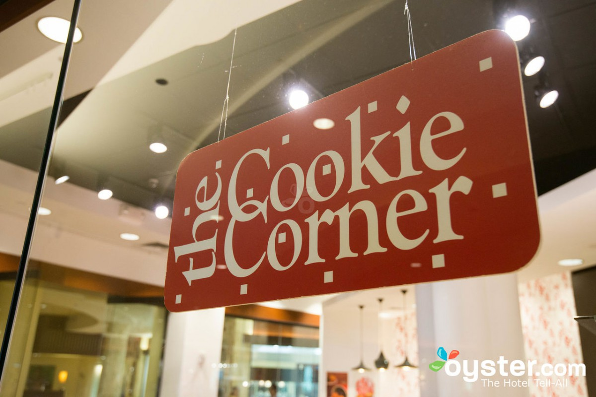 The Cookie Corner At The Sheraton Waikiki