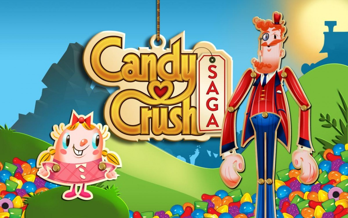 Candy Crush Saga Creator King Gets Greedy And Trademarks The Word