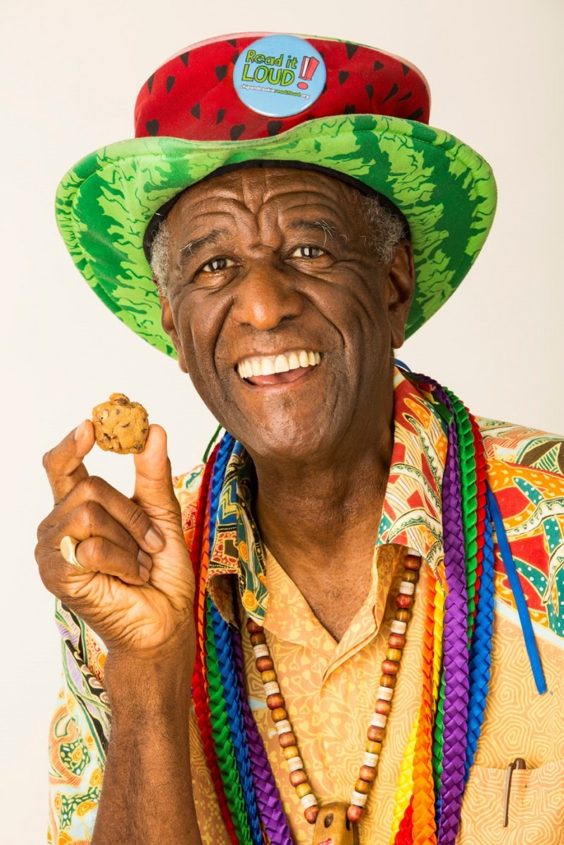 Hire Founder Of 'famous Amos' Cookies Wally Amos For Your