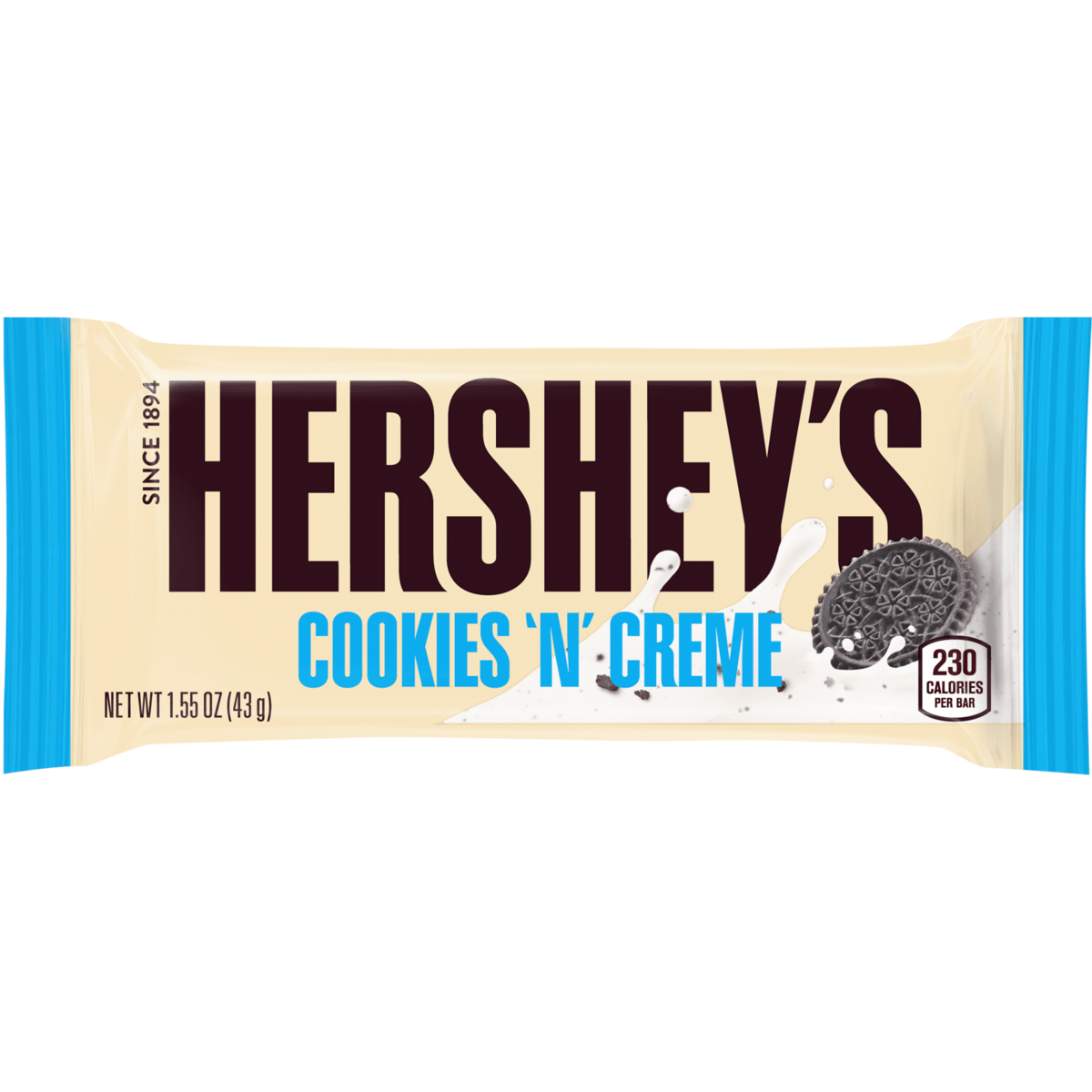 Cookies 'n' Creme Candy Bars 1 55