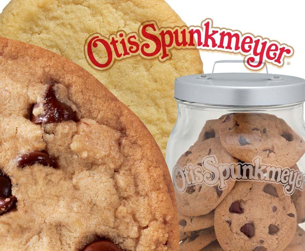 Campus Store  Otis Spunkmeyer Cookie Jar Refill