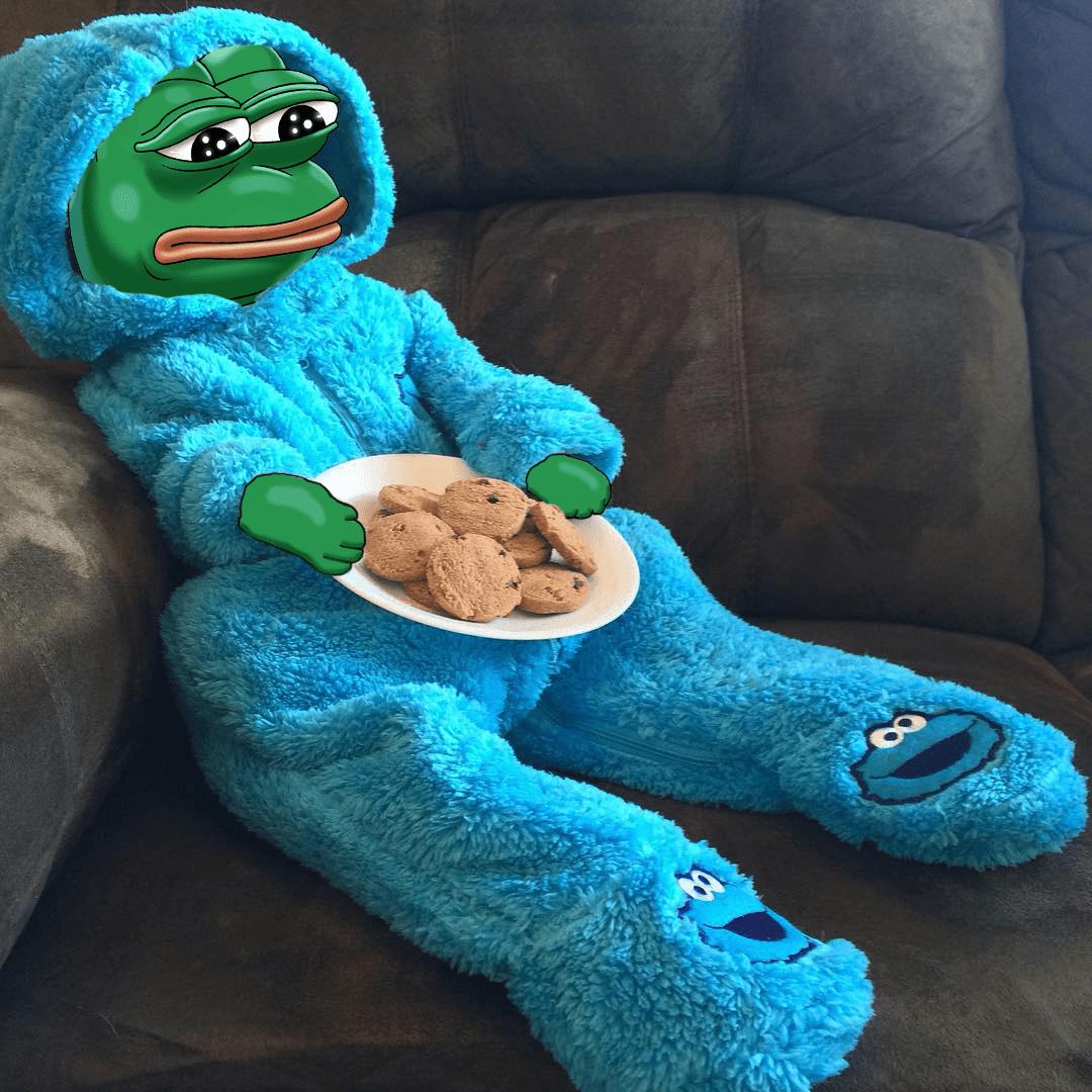 Sad Pepe