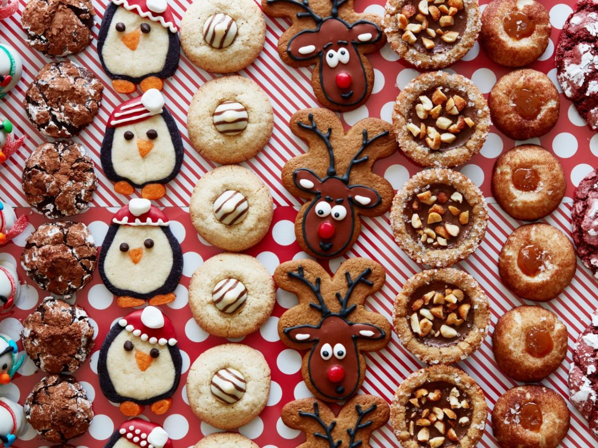 Christmas Cookie Recipes 2017   Food Network