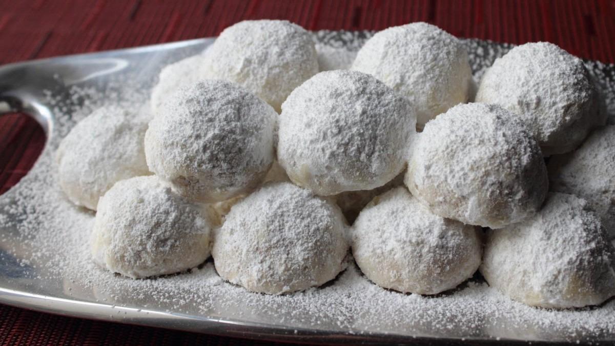 Russian Tea Cakes – Easy Tea Cookies Recipe Aka Wedding Cookies