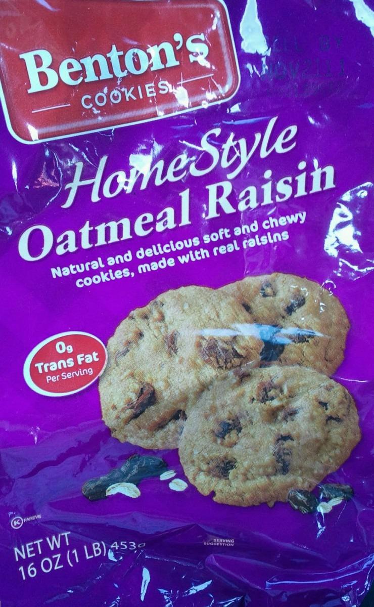 Pas Yisroel  Benton's Cookies