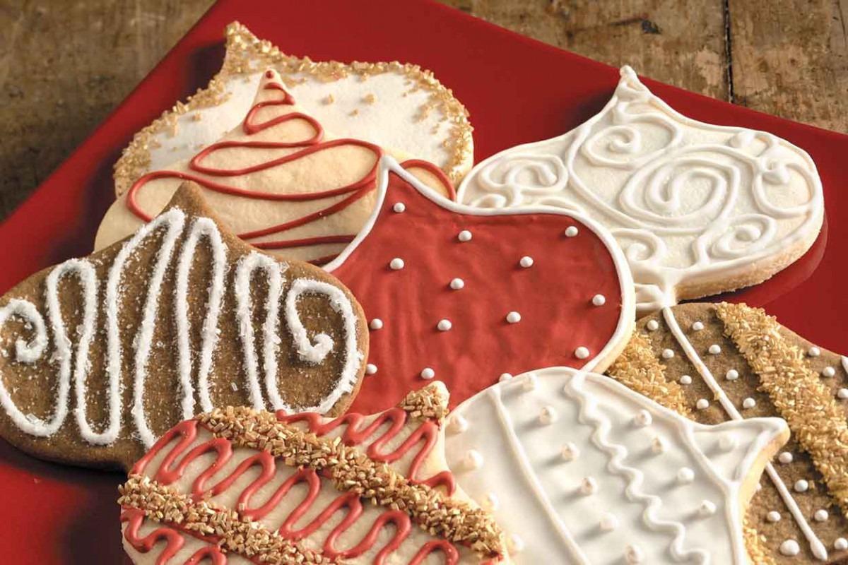 Hard Glaze For Cookies Recipe