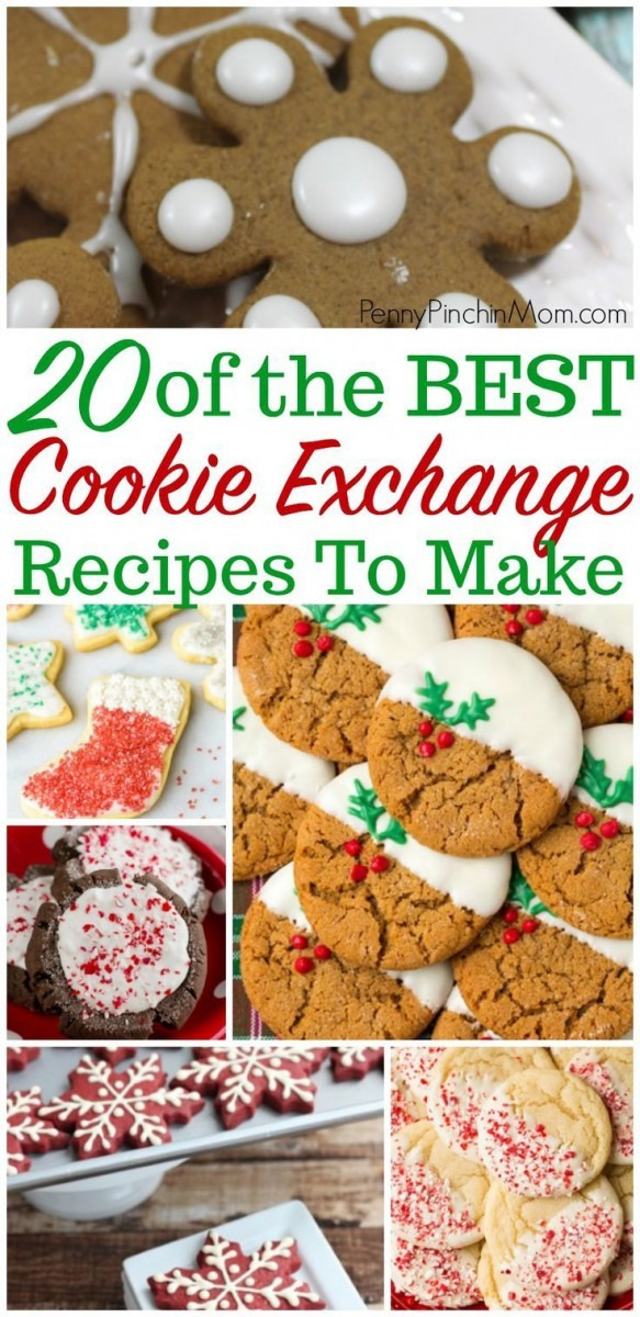 20 Of The Best Cookie Exchange Recipes