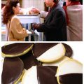 Black And White Cookie Seinfeld