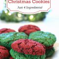 Easiest Christmas Cookies