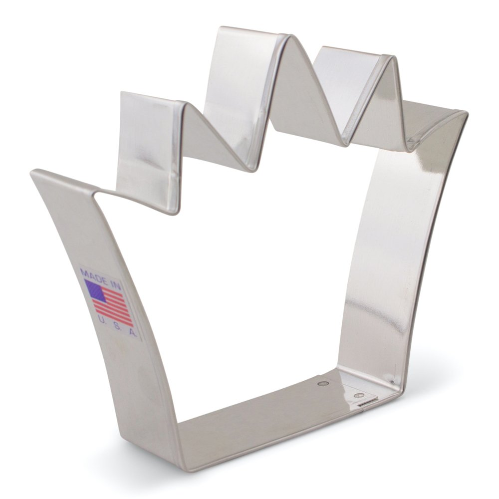 Amazon Com  King Crown Cookie Cutter