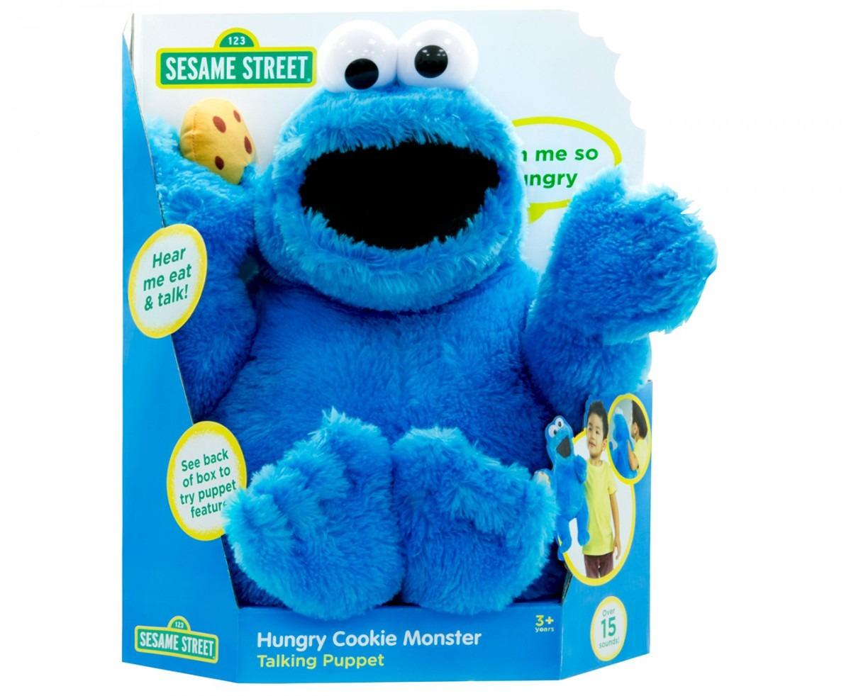 Sesame Street Talking Cookie Monster Puppet