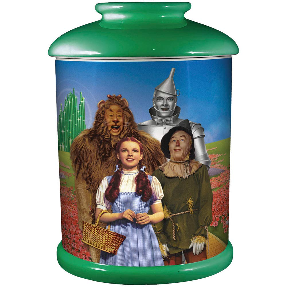 Amazon Com  Spoontiques 21005 Wizard Of Oz Cookie Jar One Size
