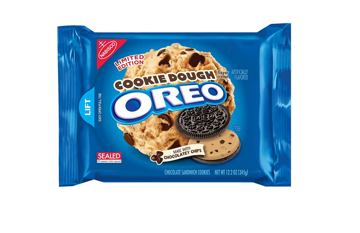 Oreo Cookie Dough Limited Edition Cookies (cookie Dough) 12 2 Oz