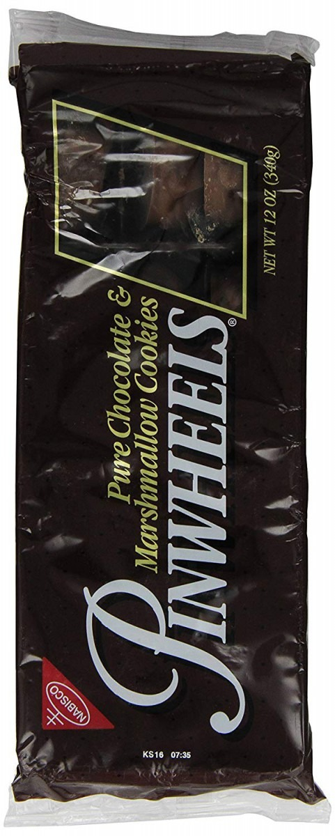 Amazon Com  Pinwheels, Chocolate And Marshmallow Cookies, 12 Oz