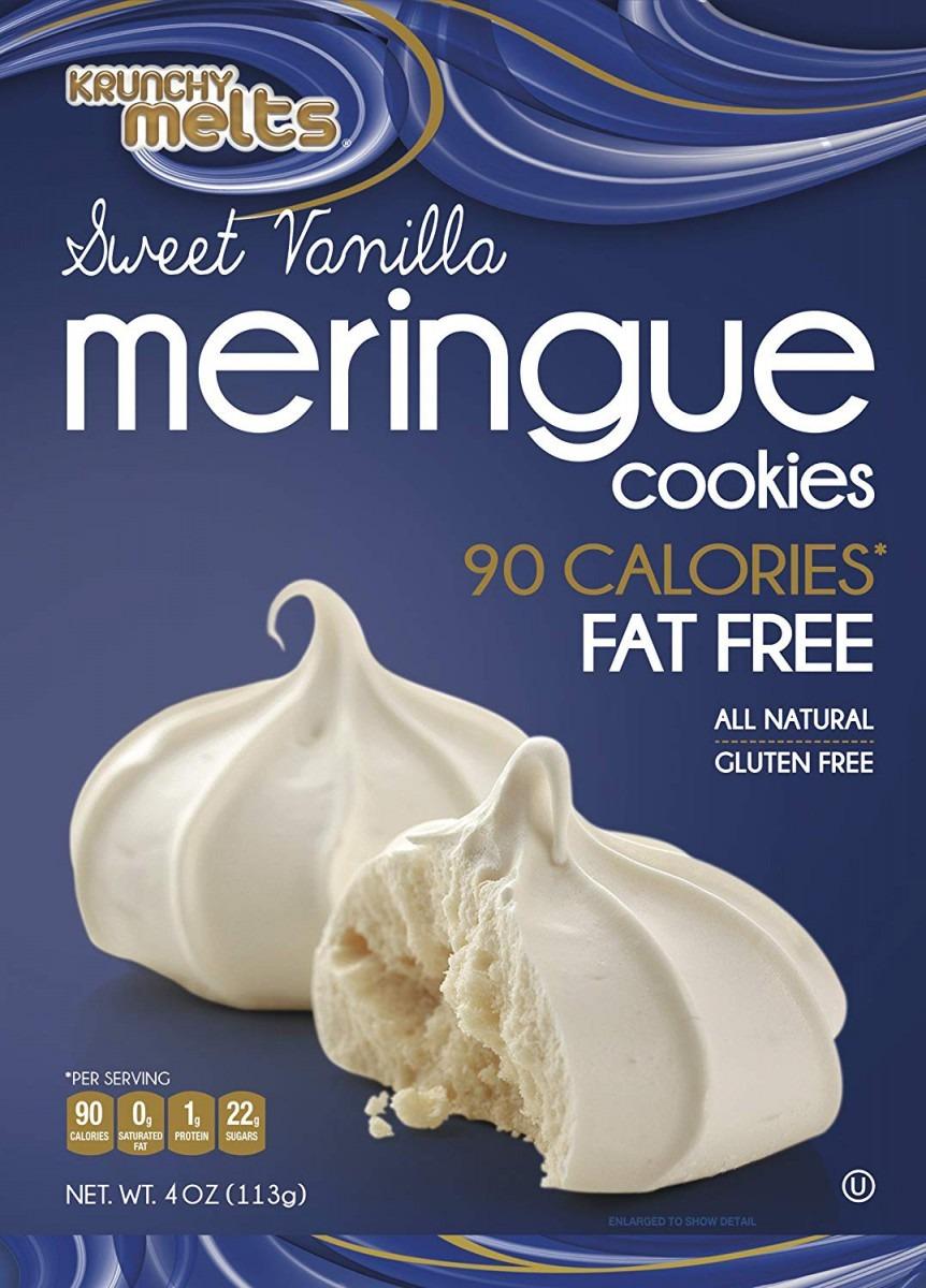 Amazon Com  Krunchy Melts' Meringue Cookies