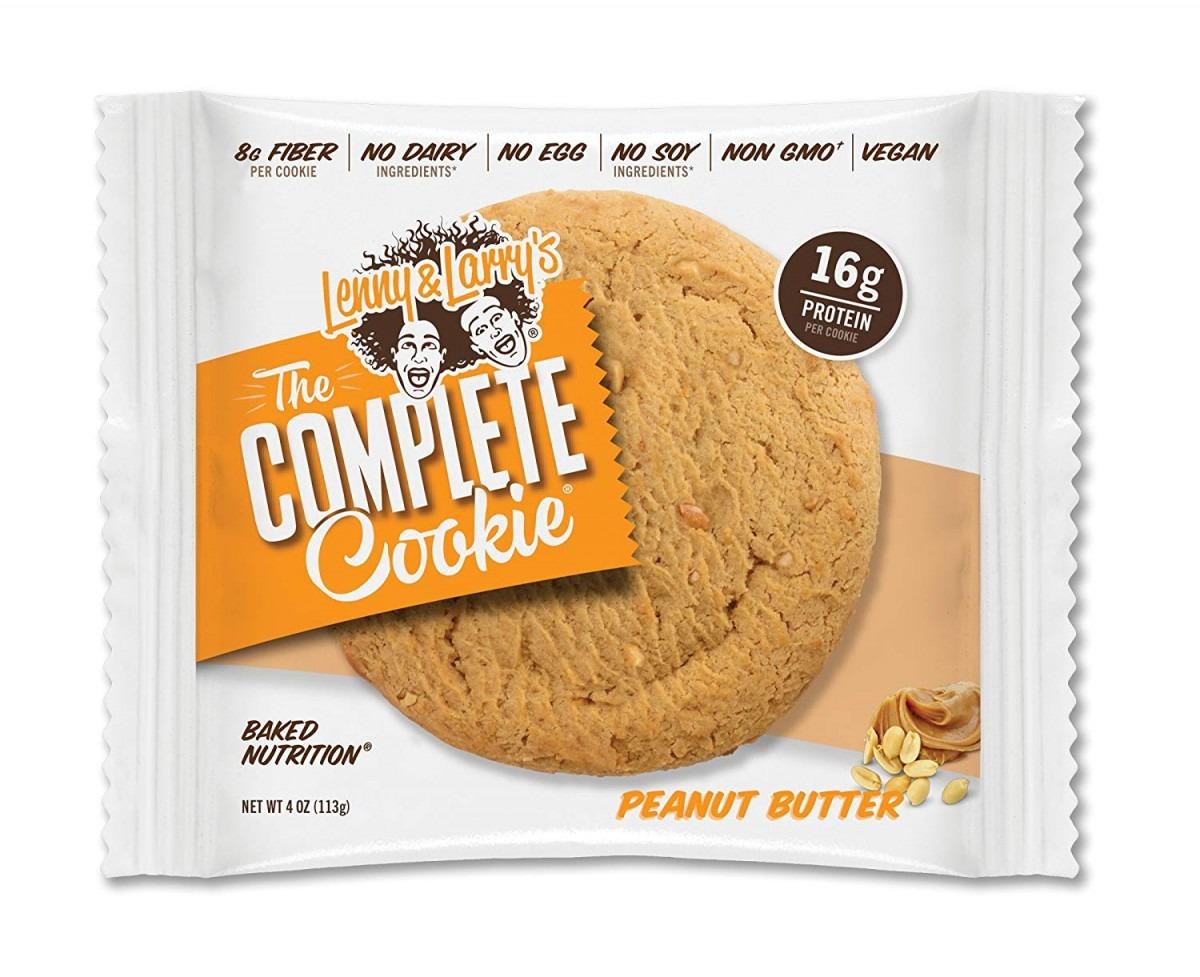 Amazon Com   Lenny & Larry's The Complete Cookie, Peanut Butter