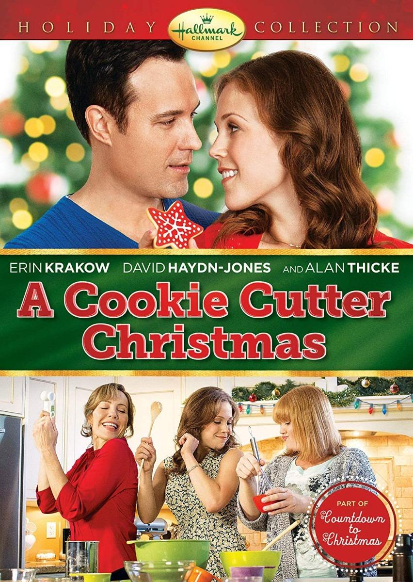 Amazon Com  A Cookie Cutter Christmas  Erin Krakow, David Haydn