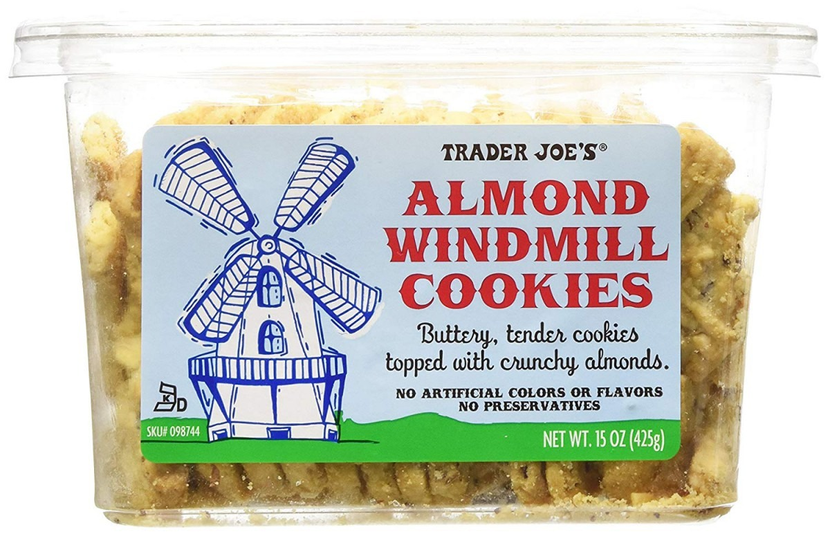 Trader Joe's Almond Windmill Cookies  Amazon Com  Grocery
