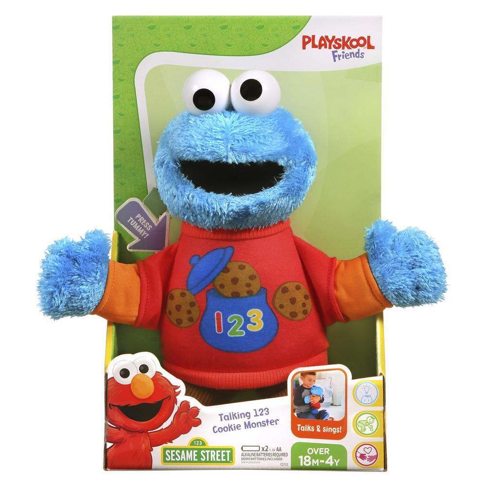 Talking 123 Cookie Monster 630509604142