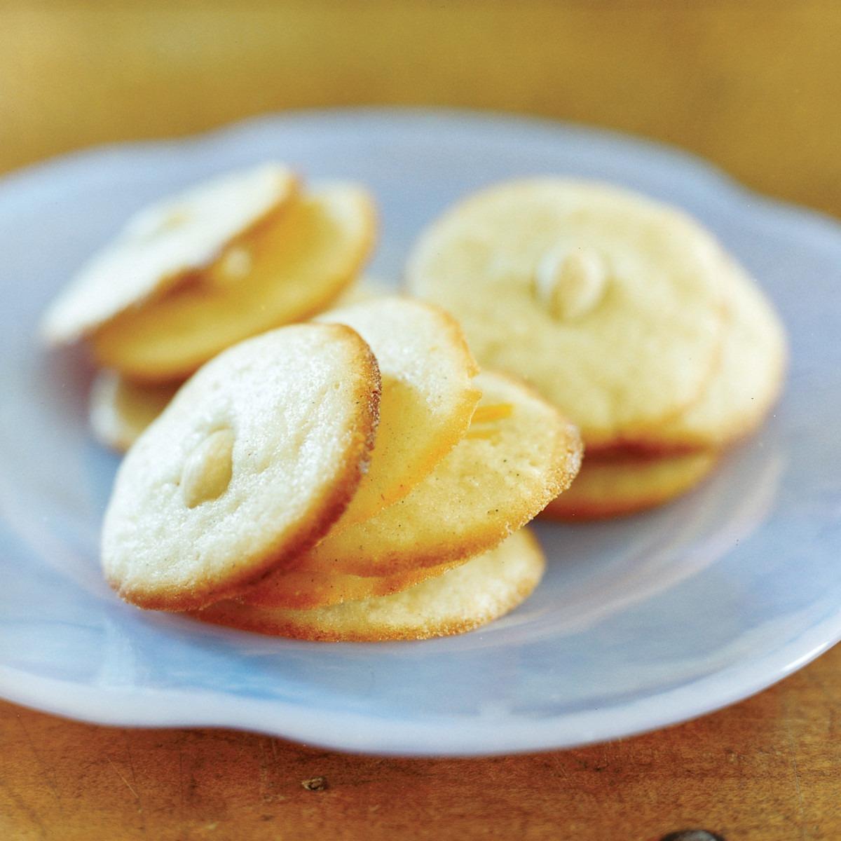 Jackson Lemon Cookies